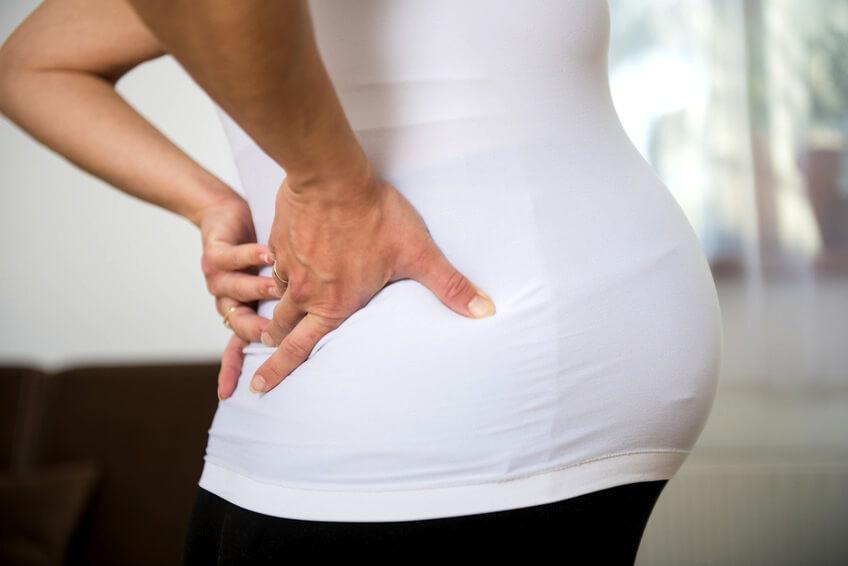 Nierenstau in der Schwangerschaft und Symptome