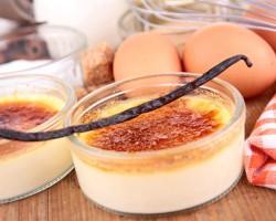 Darf ich Crème Brûlée in der Schwangerschaft essen?