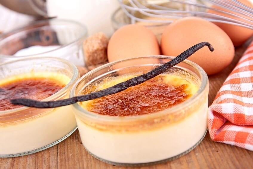 Crème Brûlée in der Schwangerschaft