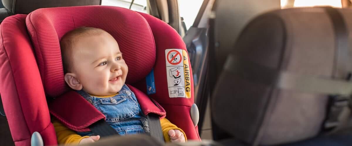 Autospiegel Baby