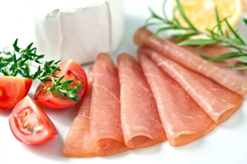 Darf ich Lachsschinken in der Schwangerschaft essen?