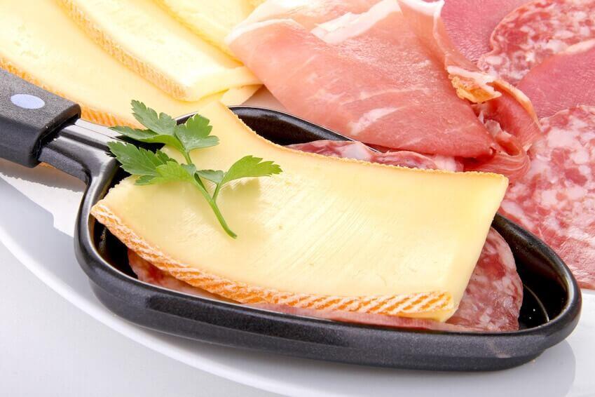 Raclette-Käse in der Schwangerschaft