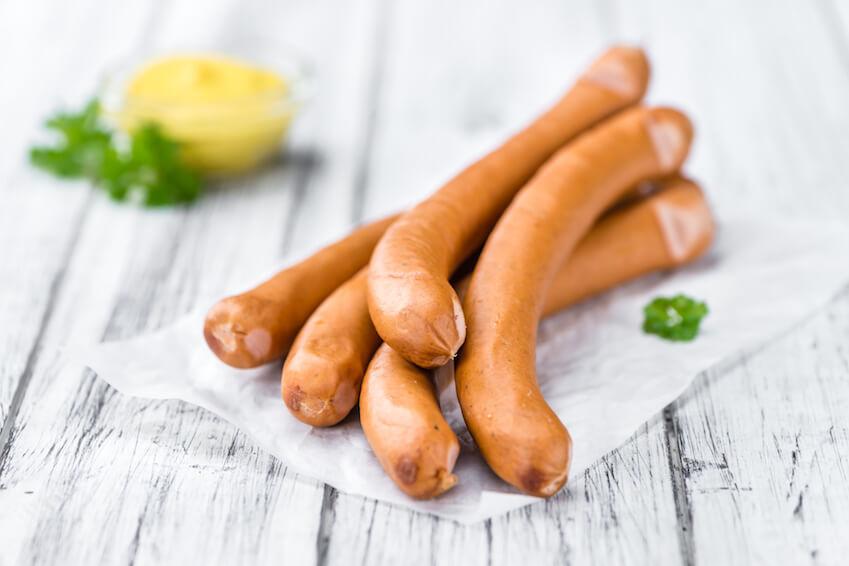 Darf ich Wiener Würstchen in der Schwangerschaft essen?